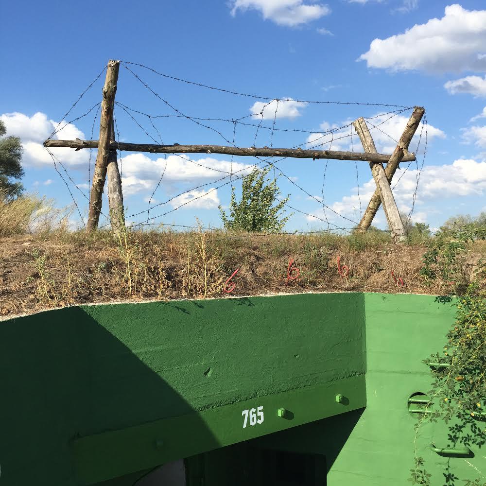 Skansen fortyfikacyjny w Czerwieńsku