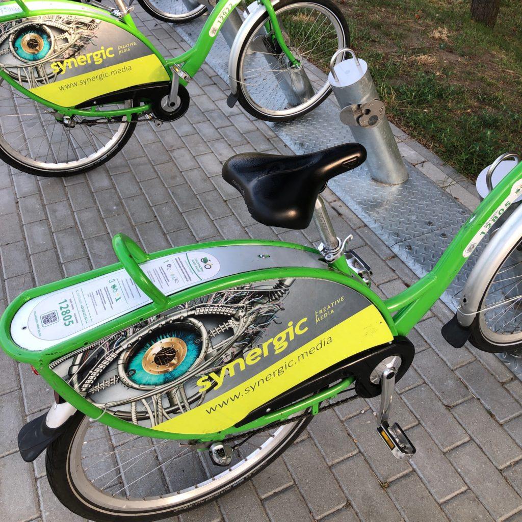 rower Nextbike